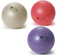 Securemax� Exercise Ball - 45 cm (blue-purple)