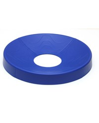 Image SISSEL® Stabilizer, Ø approx. 45 cm, quadripartite, blue