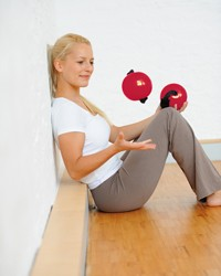Image SISSEL® Fitness Toning Balls