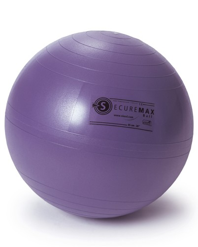 Image Securemax® Exercise Ball - 55 cm (blue-purple)