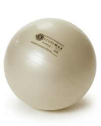 Securemax® Exercise Ball - 75 cm (silver)
