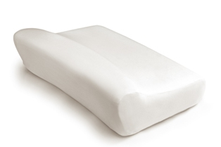 Image SISSEL® Classic Orthopedic Pillow, large, incl. pillow cover white