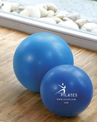 Image SISSEL® Pilates Soft Ball - ~ 22 cm - with exercise manual