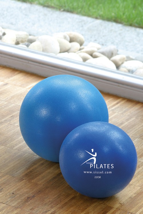 Image SISSEL® Pilates Soft Ball - ~ 26 cm - with exercise manual