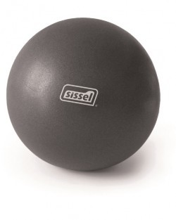 Image SISSEL® Pilates Soft Ball - ~22cm - with exercise manual