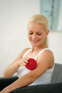 Image SISSEL® Spiky Massage Ball