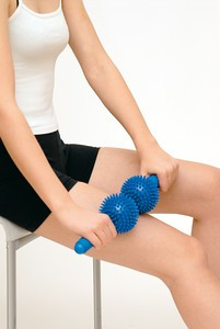 Image SISSEL® Spiky Twin Massage Roller