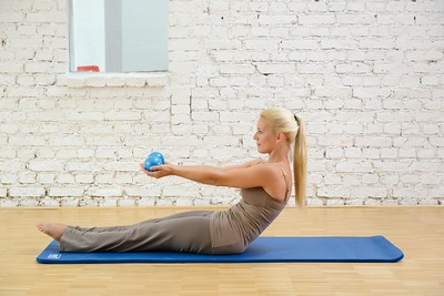 Image SISSEL® Pilates Toning Ball - 450 g
